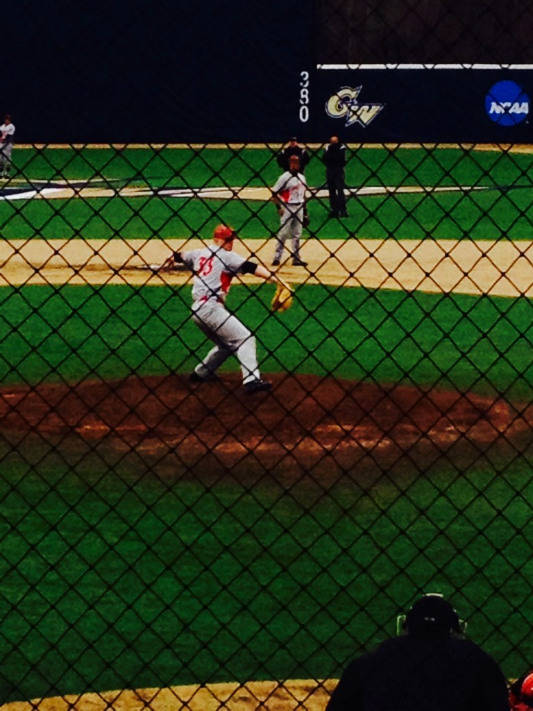 University of Hartford LHP Sean Newcomb